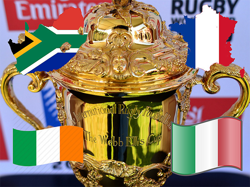 Large webb ellis cup with 2023 bid countries 800