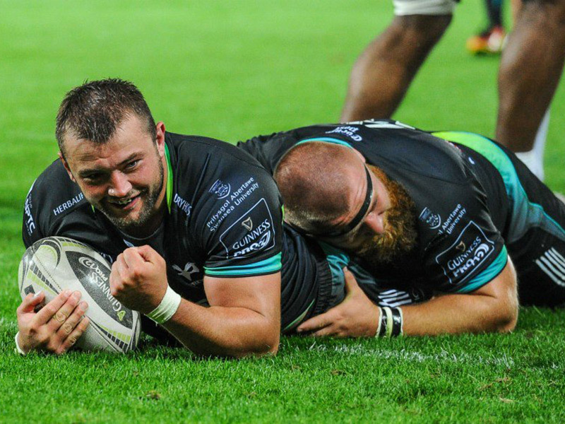Large sam parry ospreys try 800