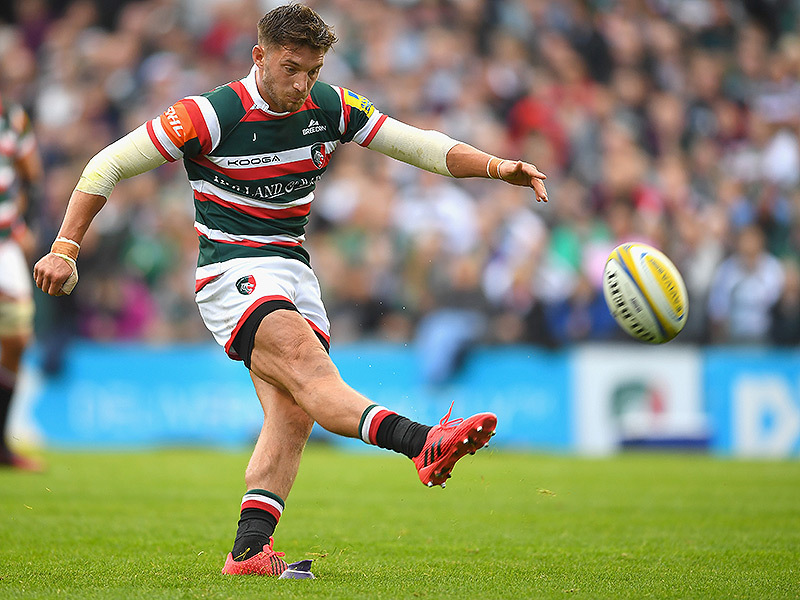 Large owen williams leicester tigers 800