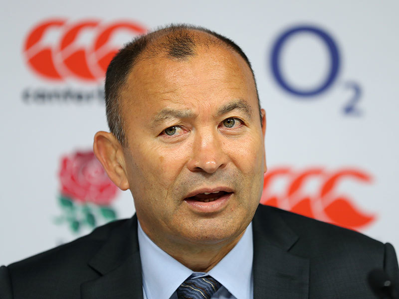 Large eddie jones england 2016
