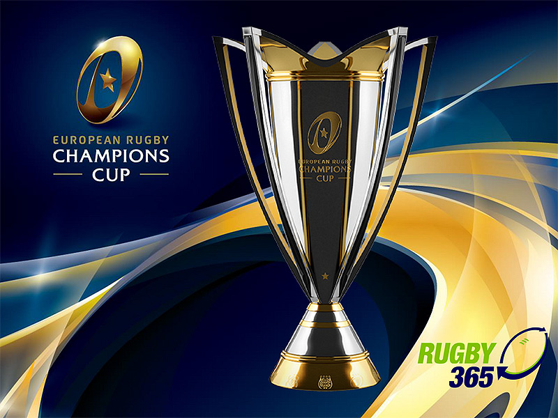 European champions cup trophy and logo 800