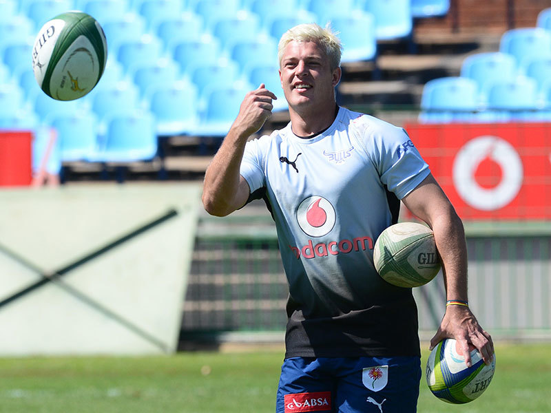 Large tian schoeman blue bulls training 800