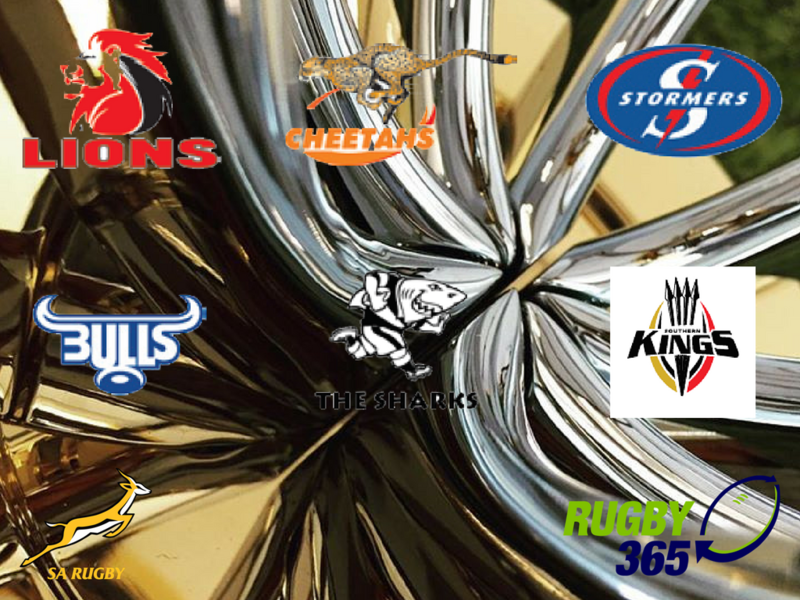 Large sa super rugby franchises