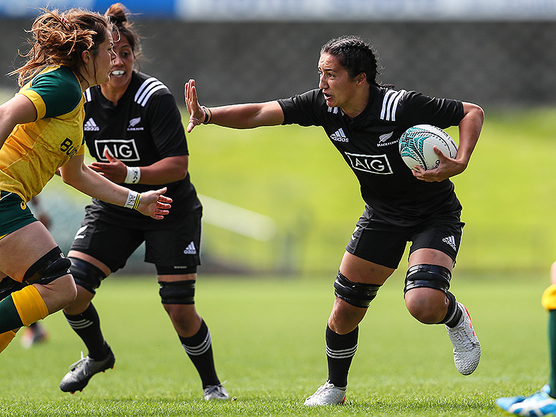 Large sarah goss black ferns 800