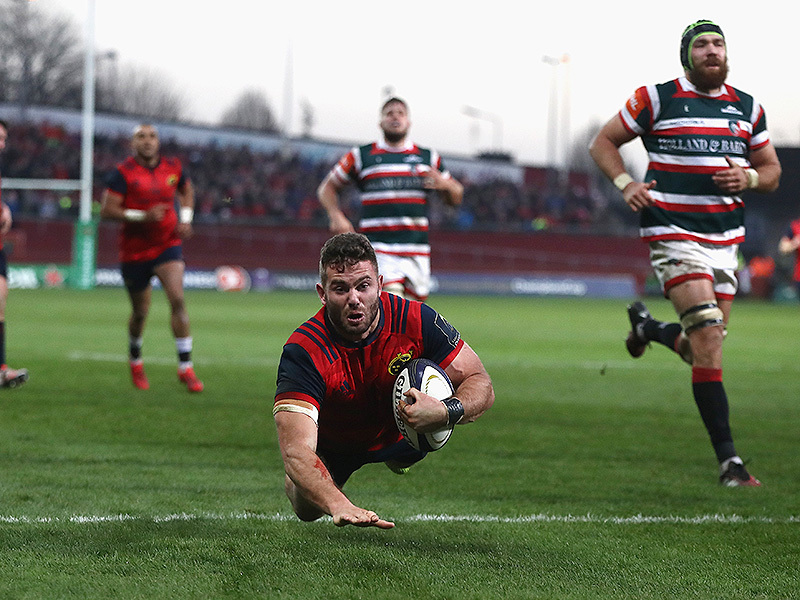 Large jaco taute munster try 800