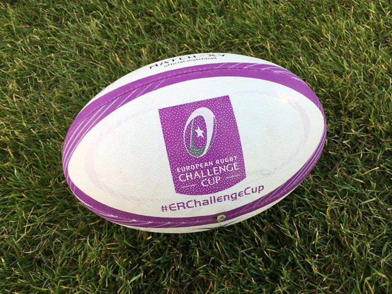 Large european challenge cup ball