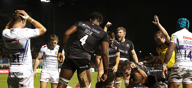 Mc article saracens players celebrate 800