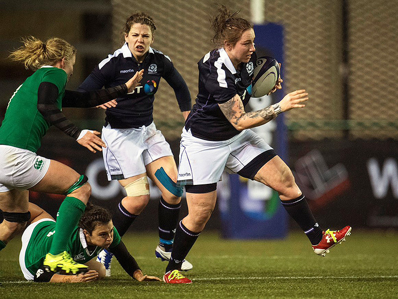 Large scotland v ireland women 800