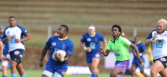 Varsity Cup - Wits vs CUT-Ixias live match coverage