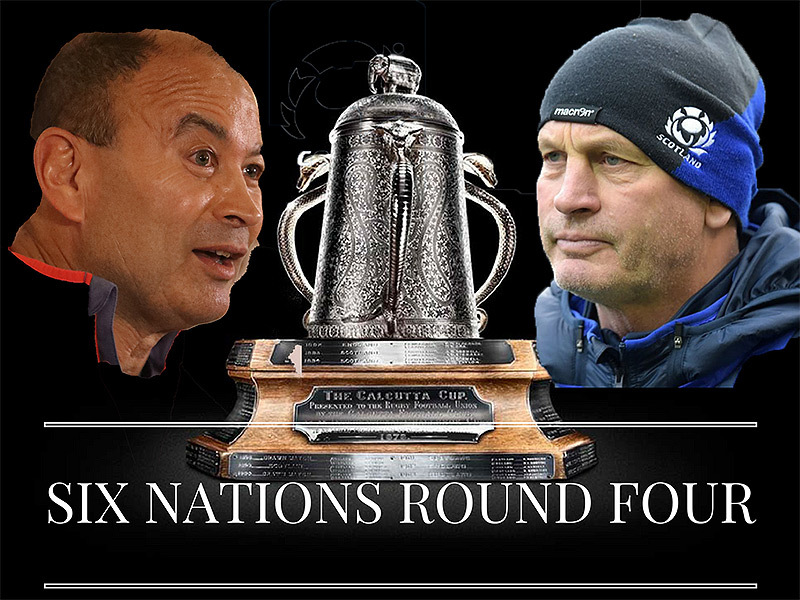 Large england v scotland with calcutta cup trophy 800