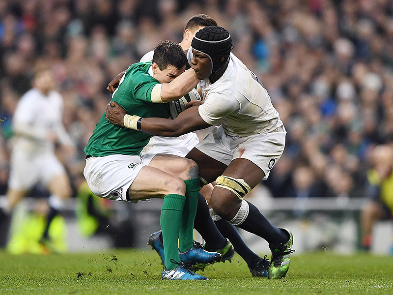 Large maro itoje england tackles 800