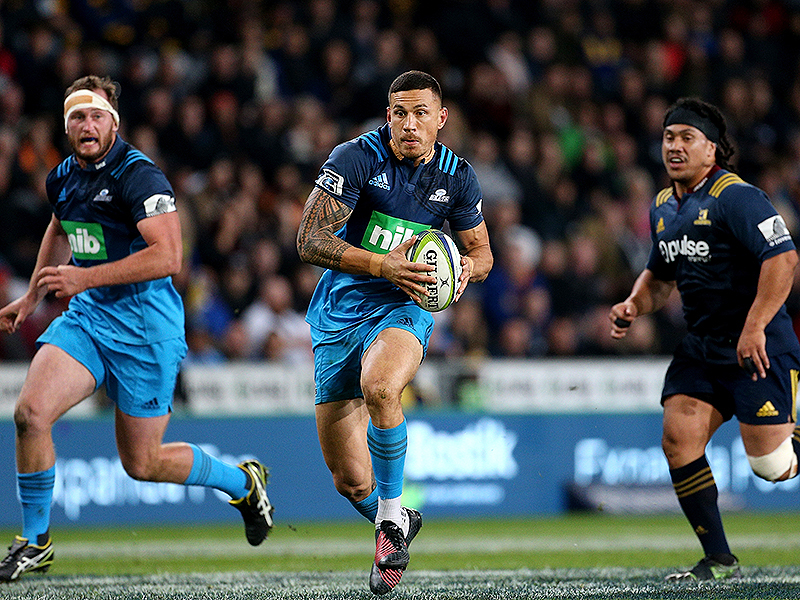 Large sonny bill williams blues runs 800