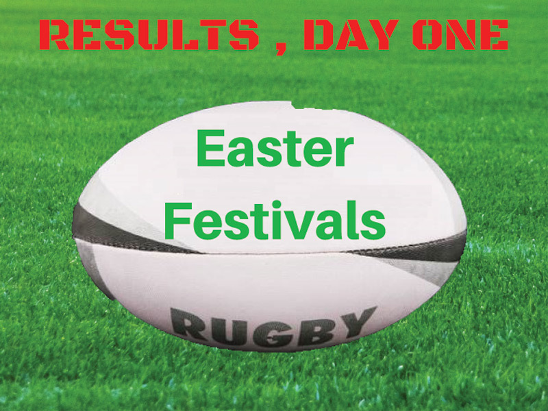 Large easter festivals  results d