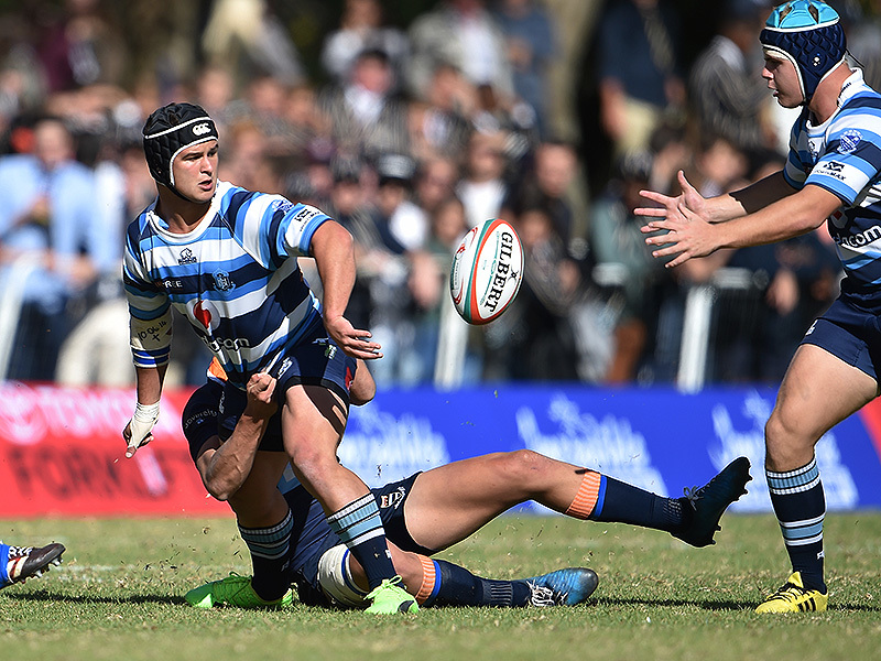 Large vian fourie paarl boys offload 800