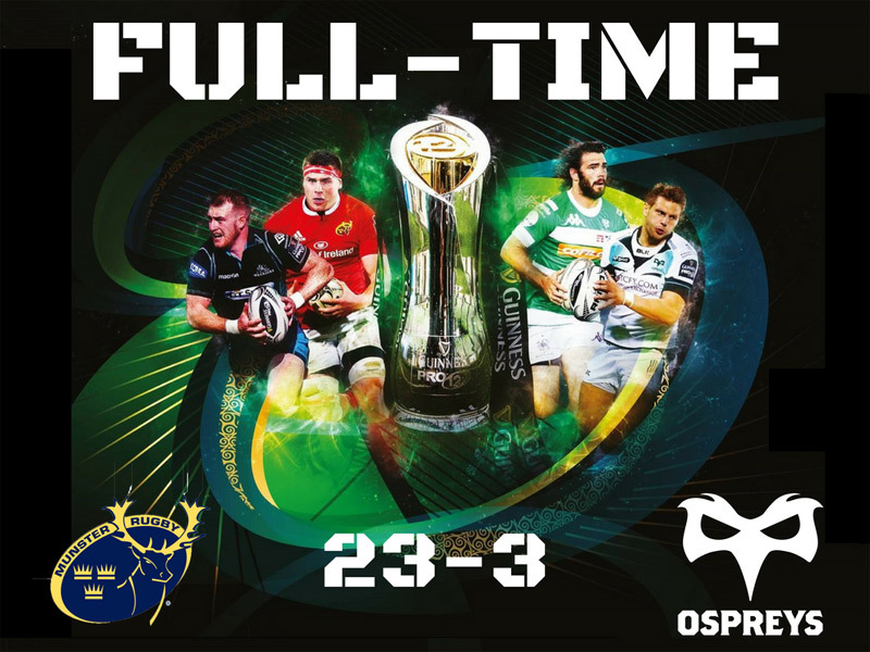 Large full time   munster v ospre