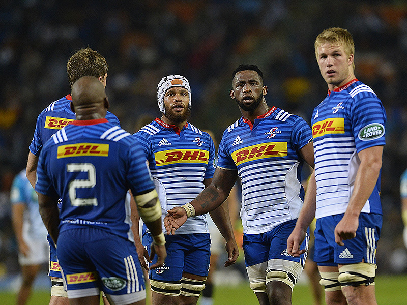 Large stormers players look up 800
