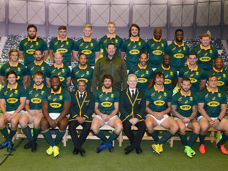 Large bakkies botha with springbok team 800