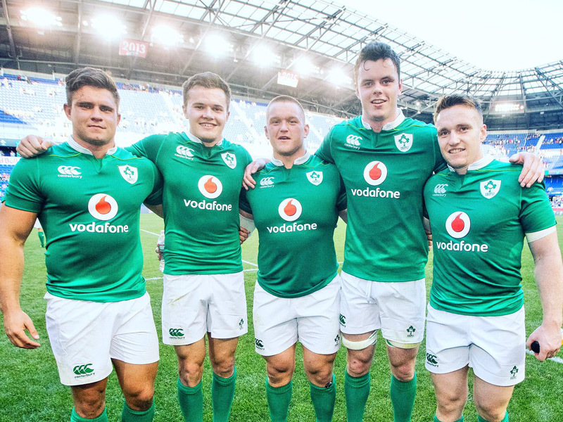 Large ireland debutants v usa   8