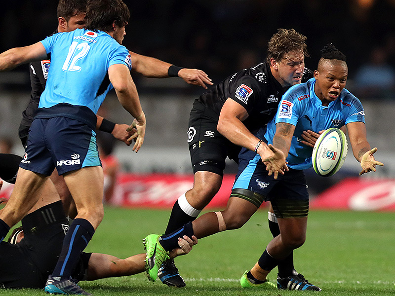 Rugby365 | Bulls shock Sharks to break away duck