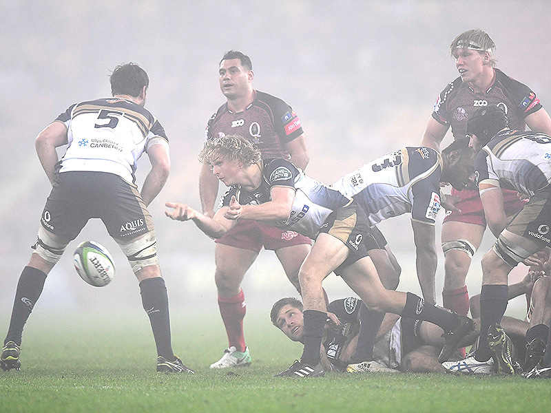 Large reds v brumbies match action 800