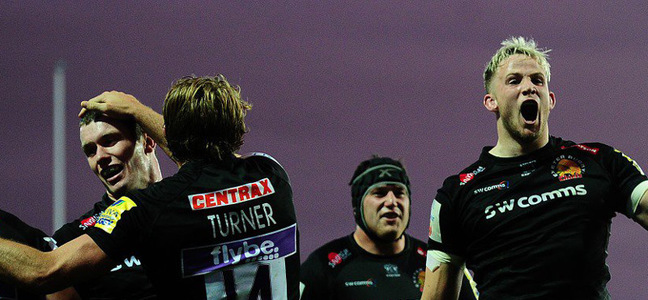 Mc article exeter chiefs v harlequins.