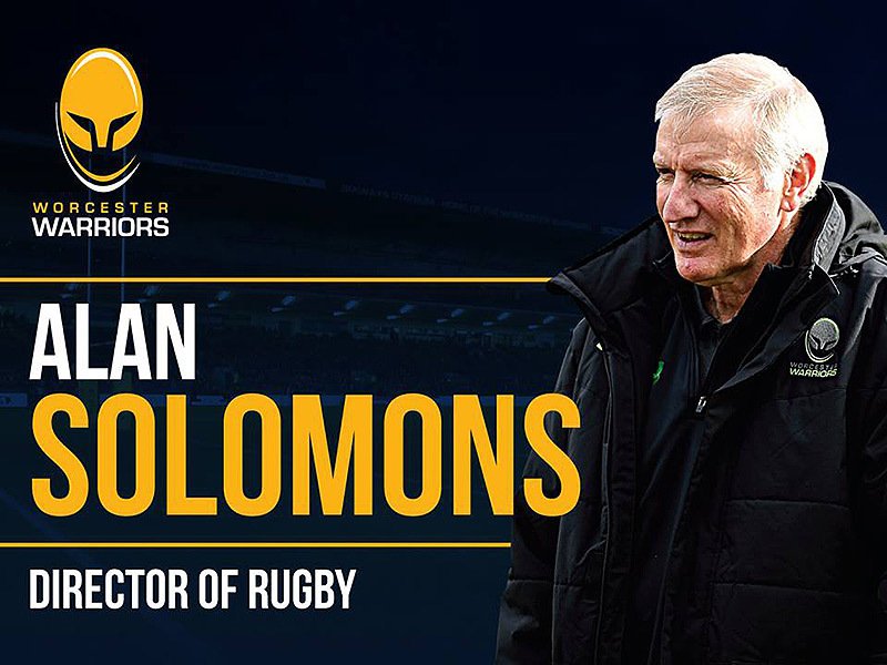 Large alan solomons warriors 800