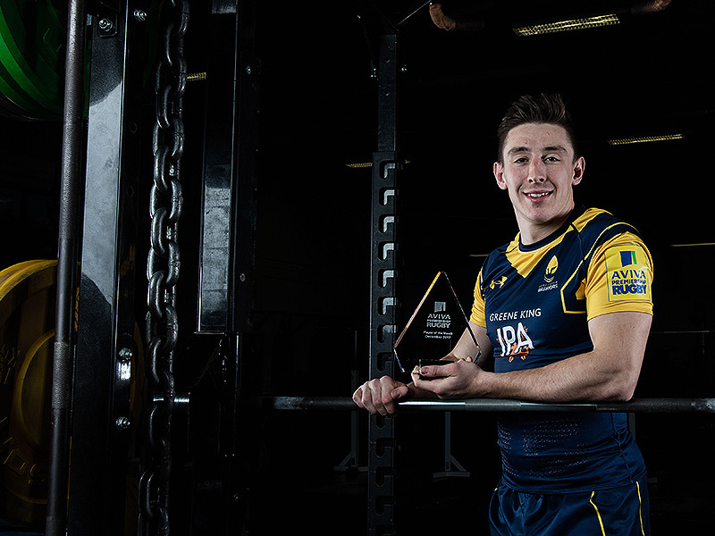 Large josh adams worcester warriors 800