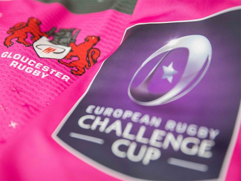 Large gloucester logo challenge cup 800