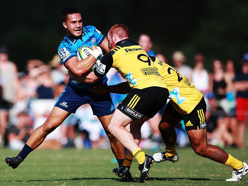 Large blues v hurricanes pre season 2018 800