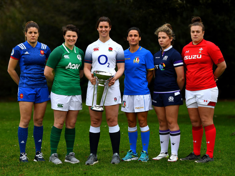 Six nations womens rugby