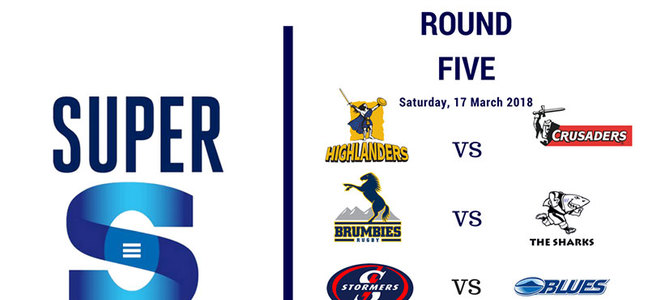 Mc article corr super rugby round five   saturday  sunday matches