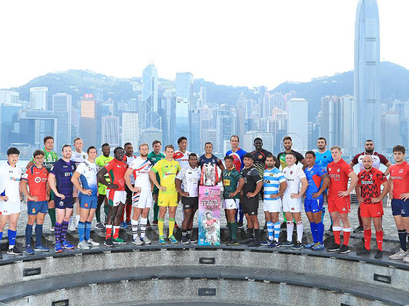 Hong kong 7s captains 800