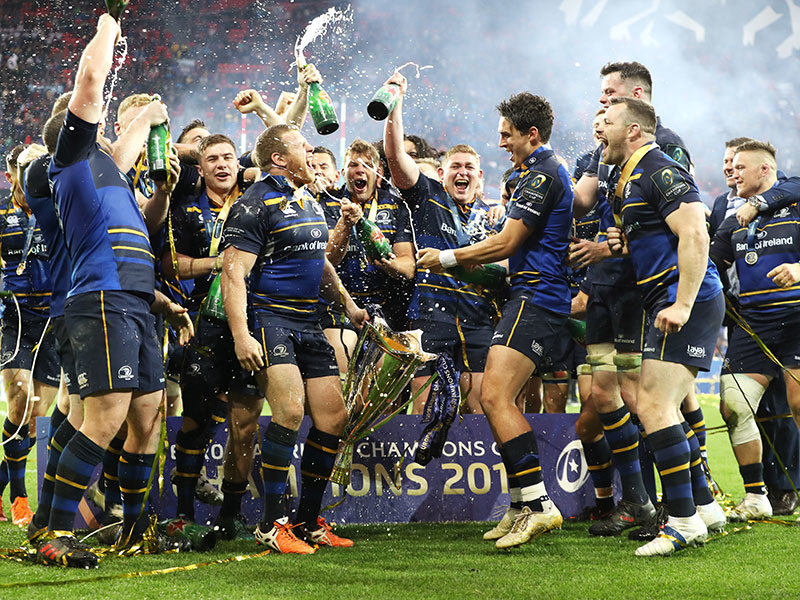 Large leinster celebrate champions cup 2018 800