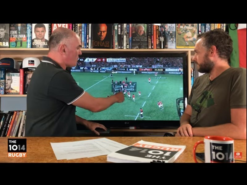 VIDEO: Modern Rugby Analysis, Part One