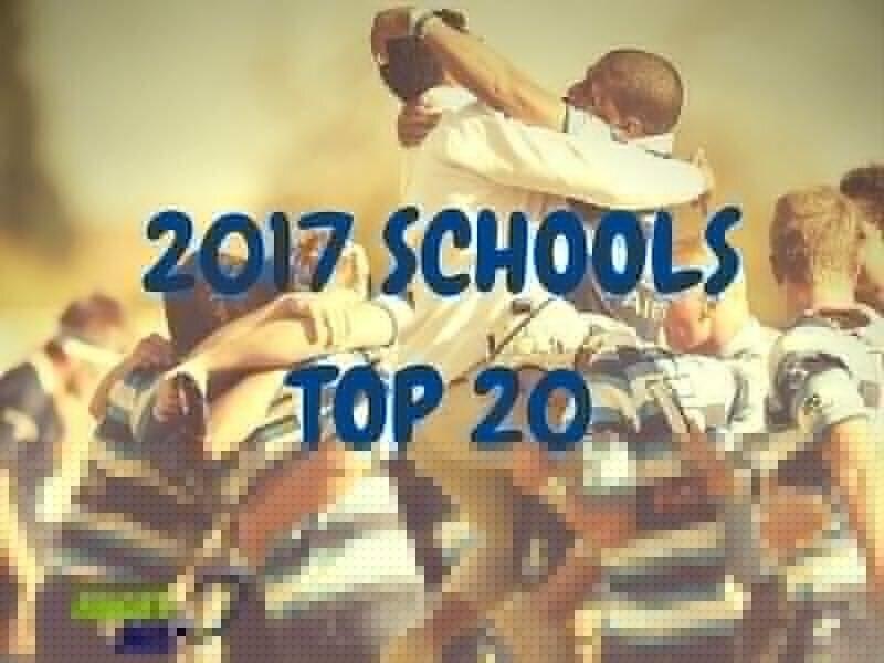 Schools Top 20 - 2017