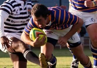 Jeppe Eventually Subdue Waterkloof