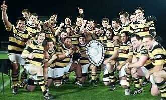 Taranaki steals Shield from Stags