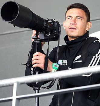 Sonny Bill a wanted man in Islam