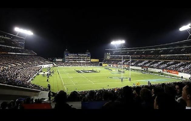 Crusaders expect 'house full' signs