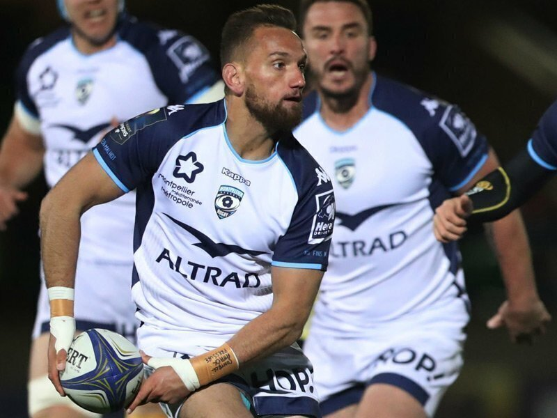 Montpellier back on top spot