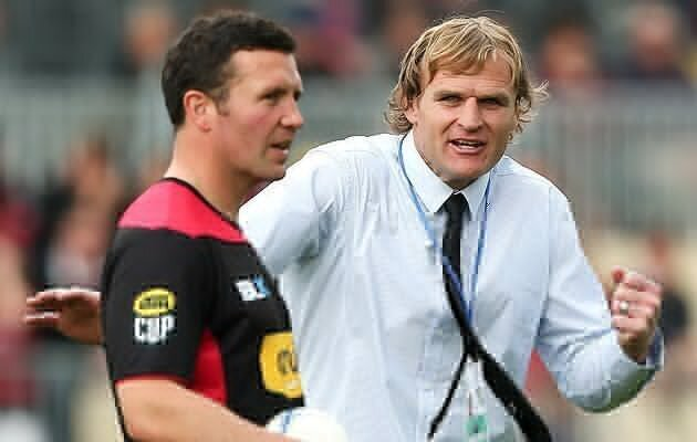 Mauger change for Crusaders