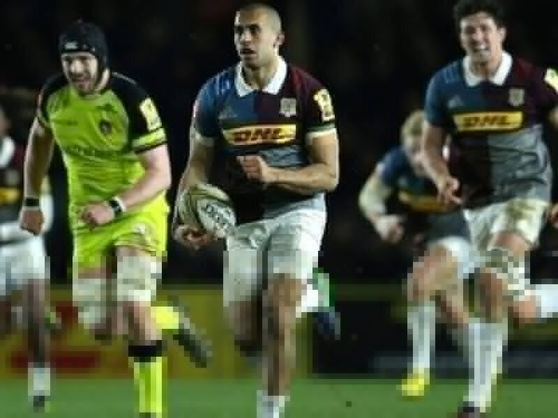 Morris extends Harlequins stay