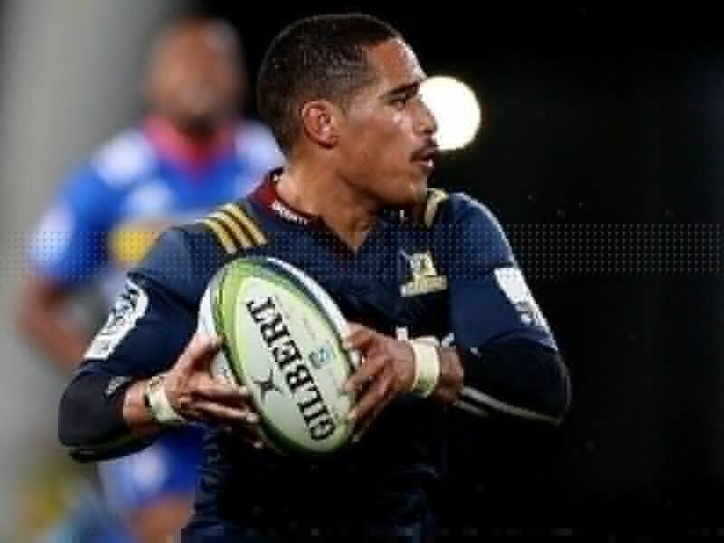 Highlanders bench All Black Smith
