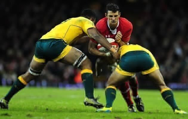 Double injury blow for Wales