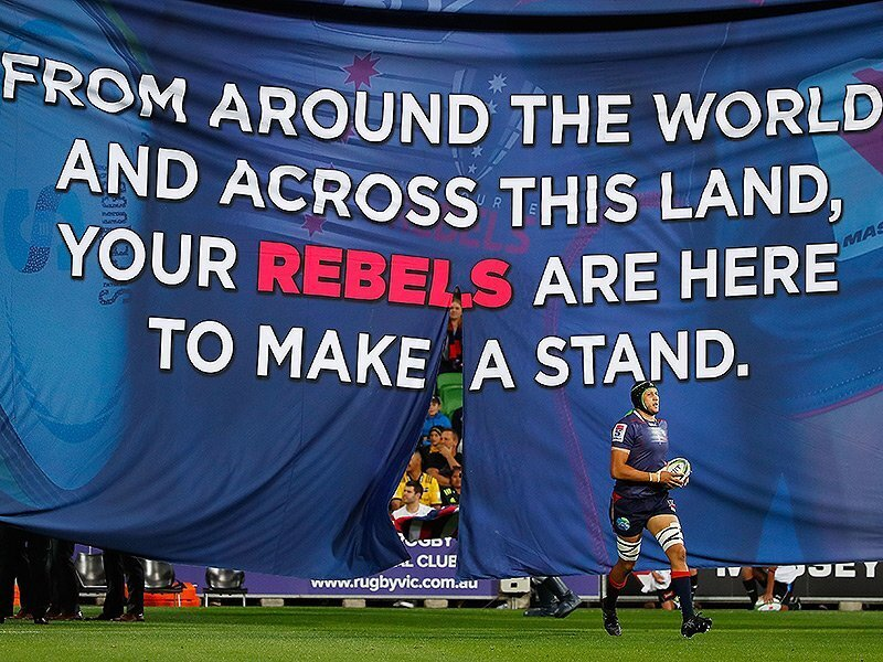 Rebels beef up for Stormers