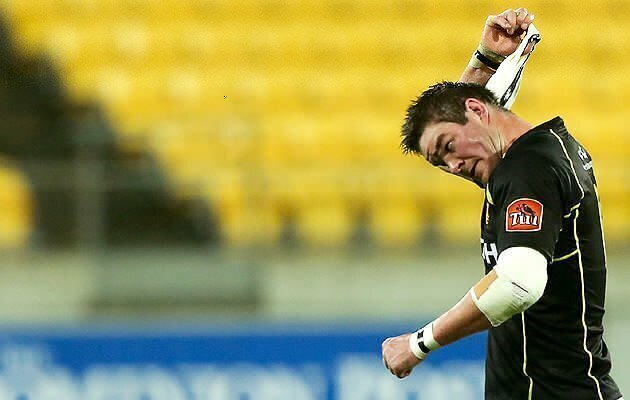 Stamping Kiwi escapes punishment