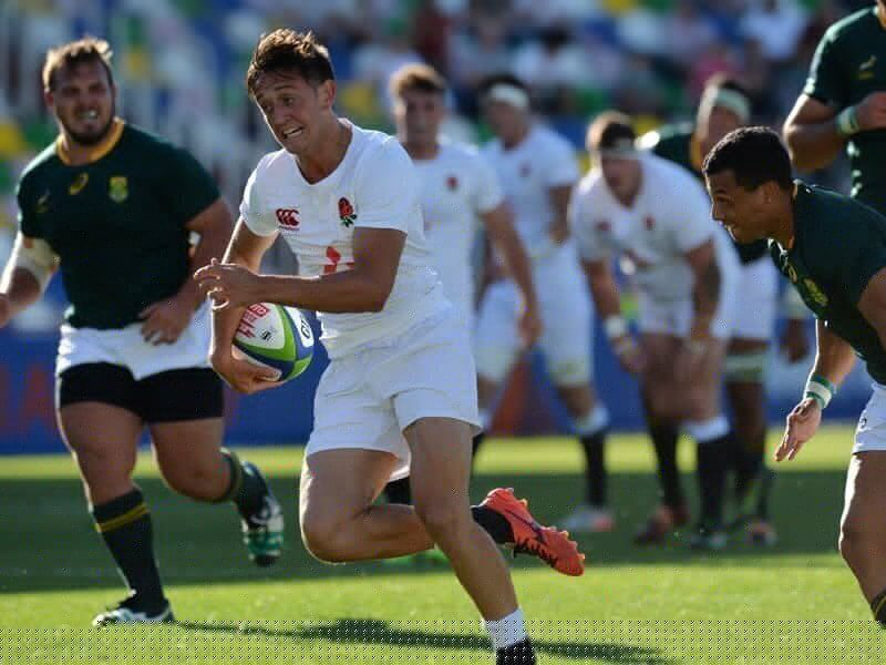 Junior Boks halted by England U20