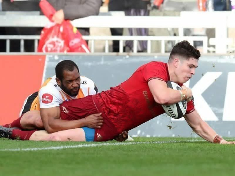 Ruthless Munster demolish Cheetahs