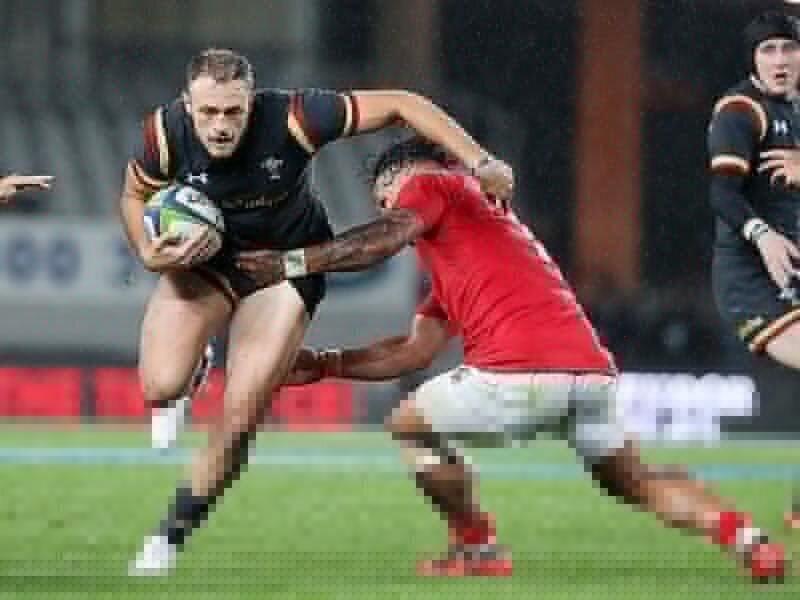 Wales suffer Cuthbert loss