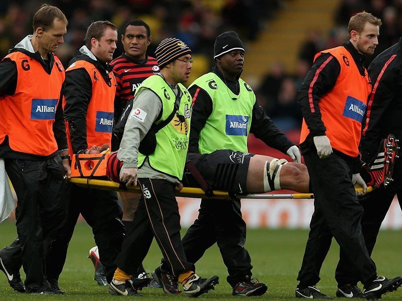 Concussion: Players who've been forced to retire